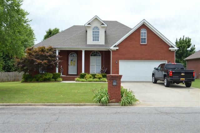 606 Haley Ann Drive, Hartselle, AL 35640 (MLS #1094866) :: Weiss Lake Realty & Appraisals
