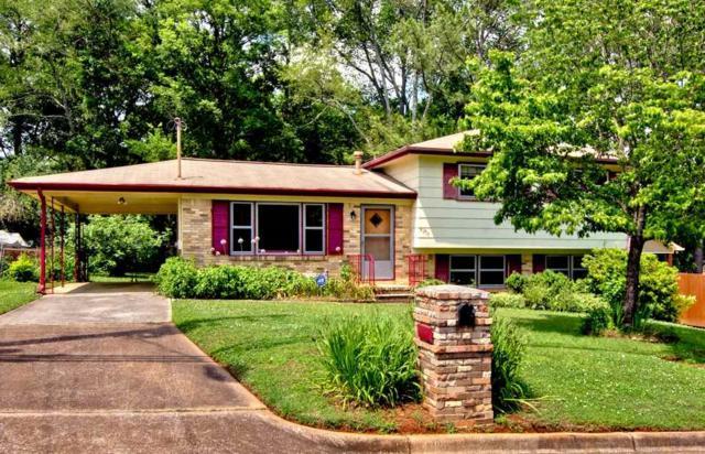 4706 Grizzard Road, Huntsville, AL 35810 (MLS #1095167) :: RE/MAX Distinctive | Lowrey Team
