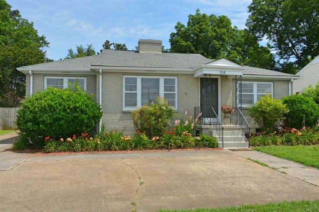514 Marsheutz Avenue, Huntsville, AL 35801 (MLS #1095537) :: Amanda Howard Sotheby's International Realty