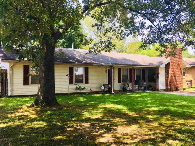 428 Clearview Street, Decatur, AL 35601 (MLS #1095883) :: Amanda Howard Sotheby's International Realty