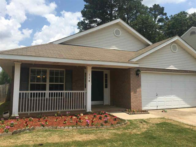 114 Wallhaven Drive, Huntsville, AL 35824 (MLS #1096054) :: RE/MAX Alliance