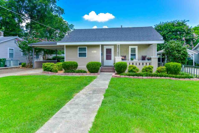 1311 Beirne Avenue, Huntsville, AL 35801 (MLS #1096084) :: Amanda Howard Sotheby's International Realty