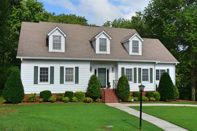 1400 Bramblewood Drive, Huntsville, AL 35801 (MLS #1096153) :: Amanda Howard Real Estate™