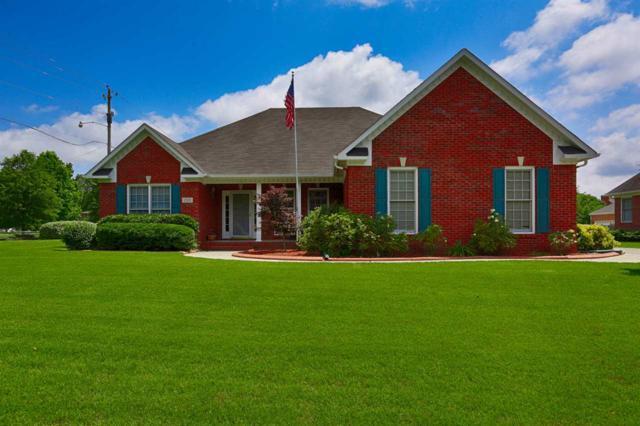 238 Pebble Brook Drive, Madison, AL 35758 (MLS #1096170) :: Intero Real Estate Services Huntsville