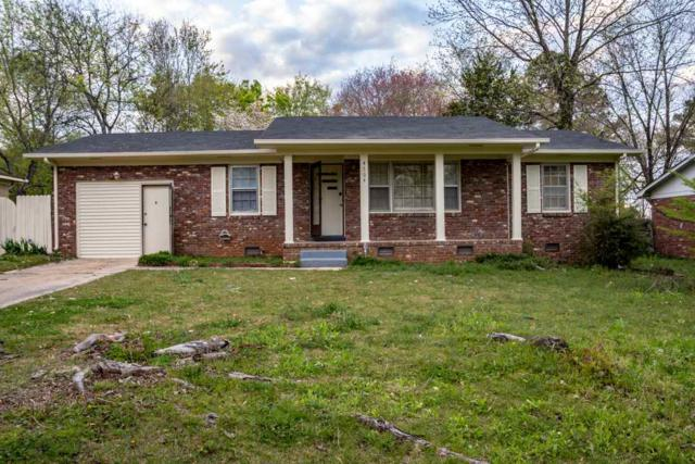 4704 Westwood Drive, Huntsville, AL 35810 (MLS #1096250) :: Amanda Howard Sotheby's International Realty