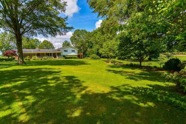 1045 Natural Bridge Road, Hartselle, AL 35640 (MLS #1096314) :: Amanda Howard Real Estate™
