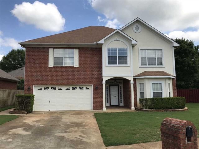 104 Lancaster Court, Huntsville, AL 35824 (MLS #1096451) :: Amanda Howard Real Estate™