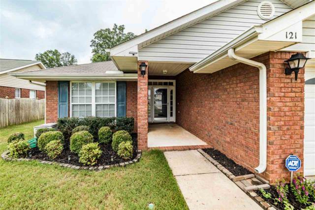 121 Herrick Drive, Huntsville, AL 35824 (MLS #1096494) :: Amanda Howard Real Estate™