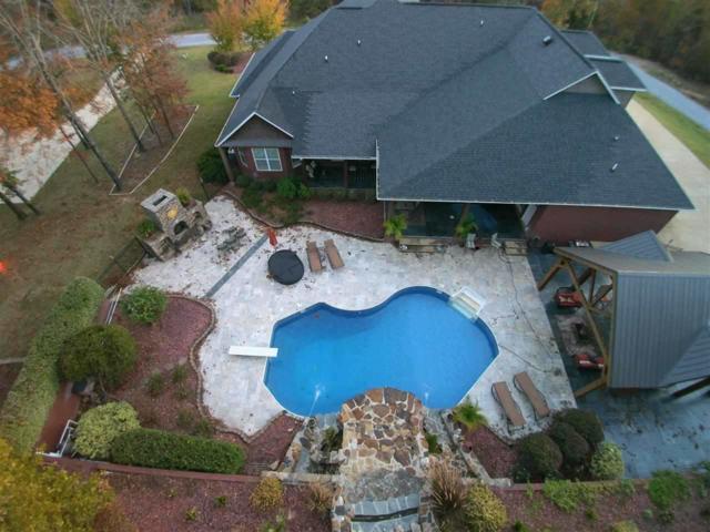 208 Meadow Creek, Glencoe, AL 35905 (MLS #1096508) :: Legend Realty