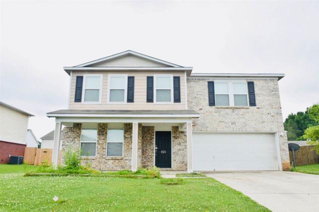 153 Ranier Street, Meridianville, AL 35759 (MLS #1096673) :: Capstone Realty