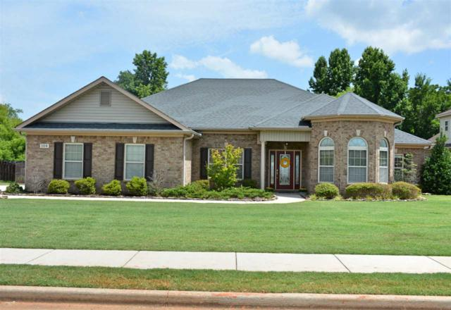 104 Twin Springs Drive, Harvest, AL 35749 (MLS #1096692) :: RE/MAX Distinctive | Lowrey Team