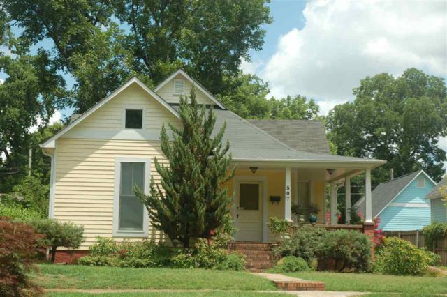 807 Ward Avenue, Huntsville, AL 35801 (MLS #1096713) :: RE/MAX Alliance