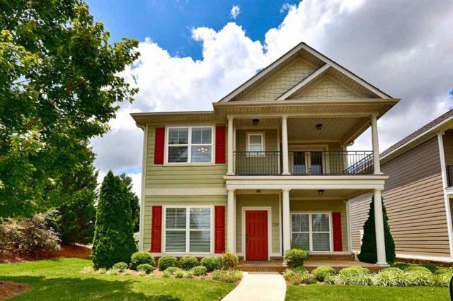 1126 Pegasus Drive, Huntsville, AL 35806 (MLS #1096719) :: The Pugh Group RE/MAX Alliance