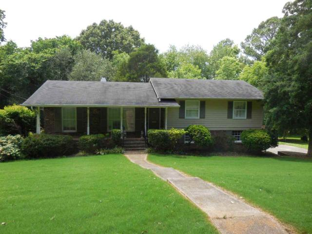 714 Fagan Springs Drive, Huntsville, AL 35801 (MLS #1096731) :: Amanda Howard Sotheby's International Realty