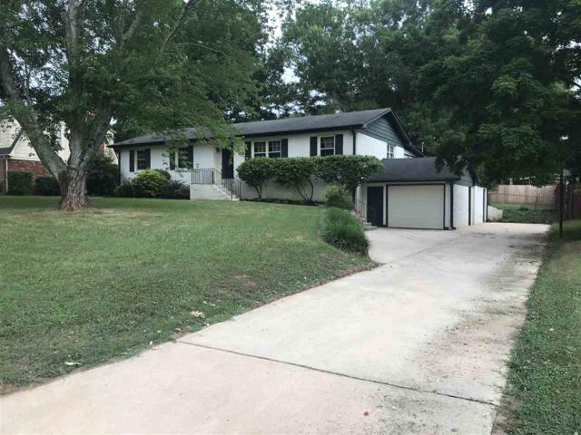 2403 Greenwood Drive, Decatur, AL 35601 (MLS #1096767) :: The Pugh Group RE/MAX Alliance