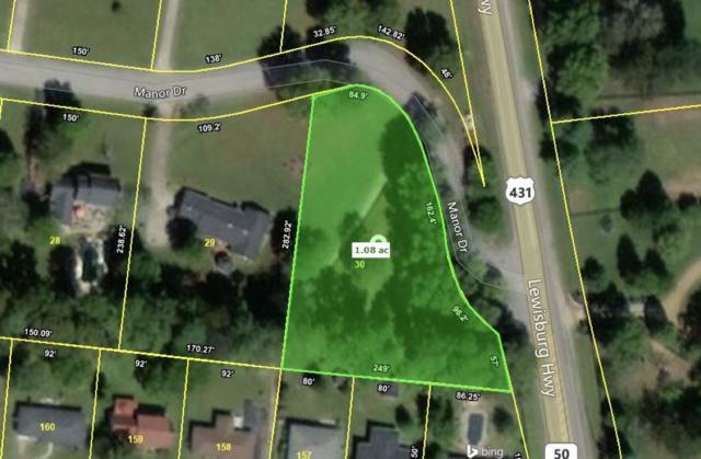 0 Manor Drive #0030, Fayetteville, TN 37334 (MLS #1096851) :: Capstone Realty