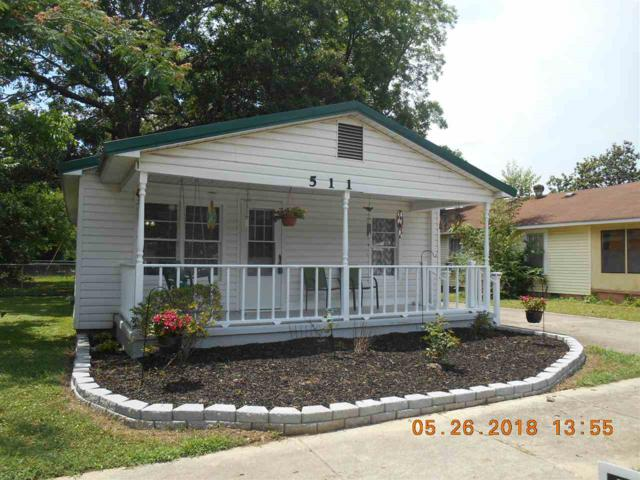 511 Grady Street, Gadsden, AL 35904 (MLS #1096924) :: The Pugh Group RE/MAX Alliance