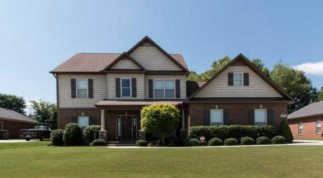 112 Davis Downs Road, Meridianville, AL 35759 (MLS #1096940) :: Capstone Realty