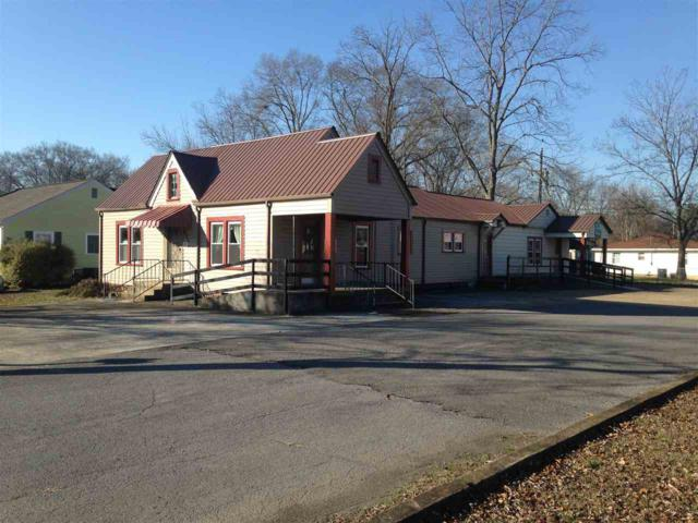 206 Veterans Drive, Scottsboro, AL 35768 (MLS #1097223) :: Capstone Realty