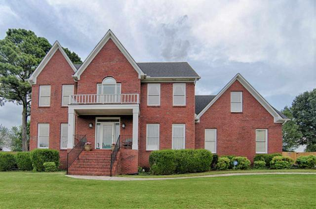 122 Murry Drive, Madison, AL 35758 (MLS #1097326) :: Legend Realty