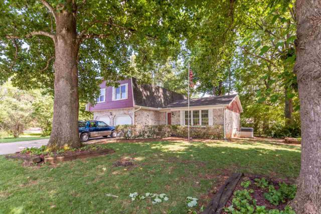 2113 Villaret Drive, Huntsville, AL 35803 (MLS #1097566) :: RE/MAX Distinctive | Lowrey Team