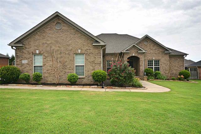 7503 Hunterwood Lane, Owens Cross Roads, AL 35763 (MLS #1097627) :: Intero Real Estate Services Huntsville