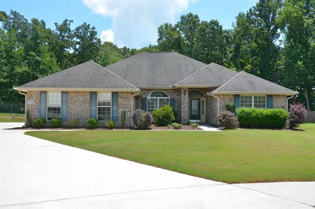 130 Swan Pond Drive, Huntsville, AL 35824 (MLS #1097882) :: Weiss Lake Realty & Appraisals