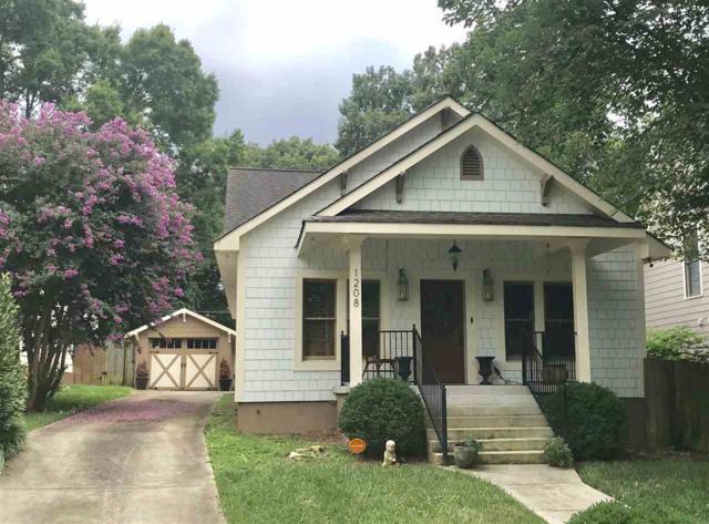 1208 Highland Avenue, Huntsville, AL 35801 (MLS #1097903) :: RE/MAX Alliance
