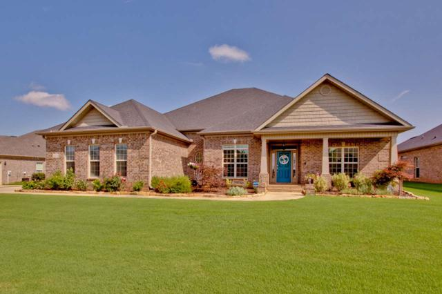 4521 Highland Park Drive, Owens Cross Roads, AL 35763 (MLS #1097961) :: Amanda Howard Sotheby's International Realty