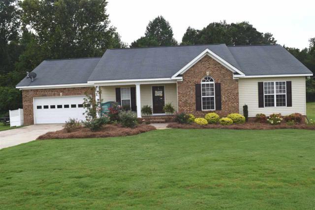 4278 Blake Drive, Southside, AL 35907 (MLS #1098099) :: Intero Real Estate Services Huntsville