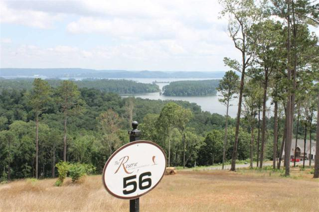 56 Fall Creek Drive, Guntersville, AL 35976 (MLS #1098256) :: Amanda Howard Sotheby's International Realty