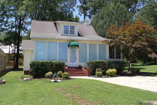 229 Riverbend Circle, Guntersville, AL 35976 (MLS #1098286) :: Amanda Howard Sotheby's International Realty