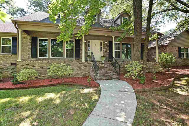 1221 Kingsway Road, Huntsville, AL 35802 (MLS #1098335) :: RE/MAX Alliance
