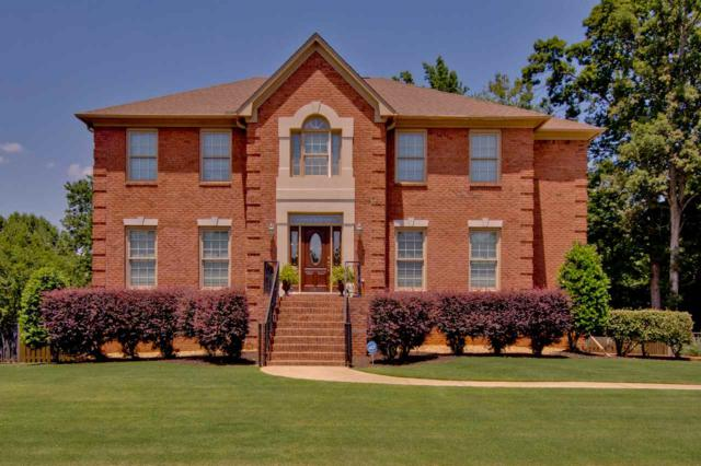 1504 Blackhall Lane, Decatur, AL 35601 (MLS #1098399) :: Amanda Howard Sotheby's International Realty