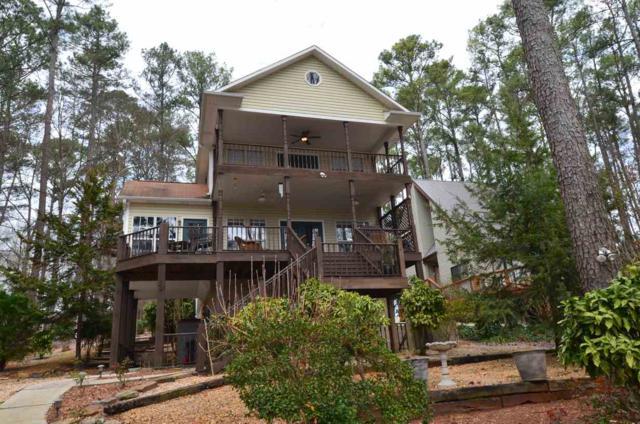 1161 Point Of Pines, Guntersville, AL 35976 (MLS #1098430) :: RE/MAX Distinctive | Lowrey Team