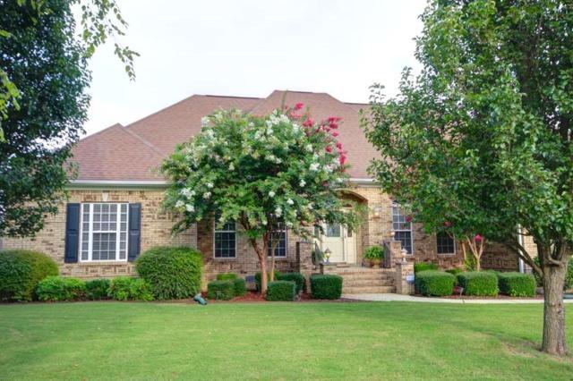208 Gaston Drive, Madison, AL 35756 (MLS #1098497) :: Amanda Howard Sotheby's International Realty