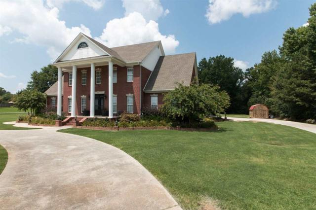 18359 Yarbrough Road, Athens, AL 35613 (MLS #1098643) :: Legend Realty
