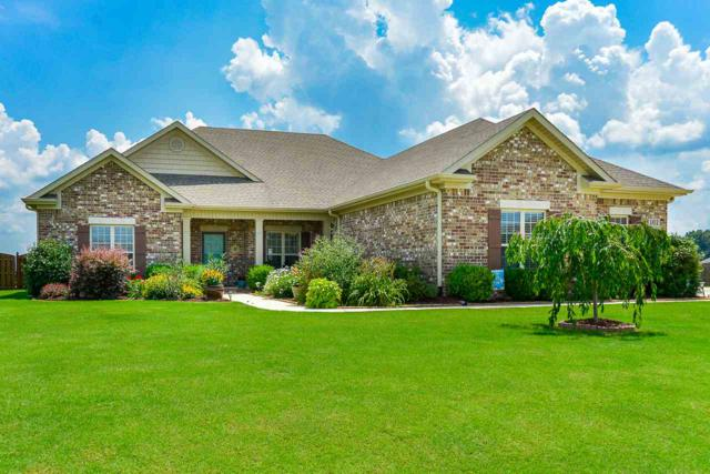 102 Old Picket Circle, Meridianville, AL 35759 (MLS #1098661) :: The Pugh Group RE/MAX Alliance