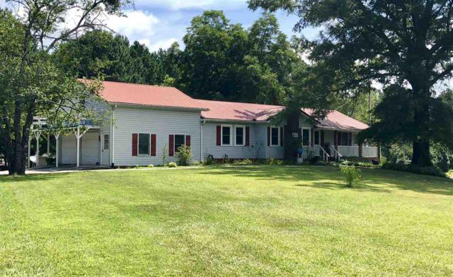 2595 County Road 102, Cedar Bluff, AL 35959 (MLS #1098929) :: Amanda Howard Sotheby's International Realty