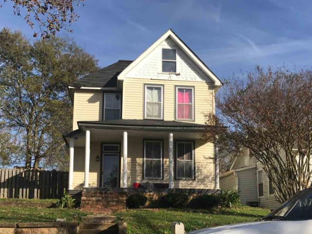 1004 Annapolis Avenue, Sheffield, AL 35660 (MLS #1098946) :: Intero Real Estate Services Huntsville