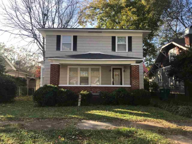 707 N Nashville Avenue, Sheffield, AL 35660 (MLS #1098955) :: The Pugh Group RE/MAX Alliance