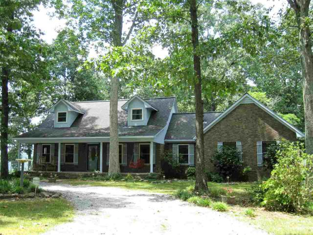 608 County Road 596, Fort Payne, AL 35968 (MLS #1099040) :: RE/MAX Alliance