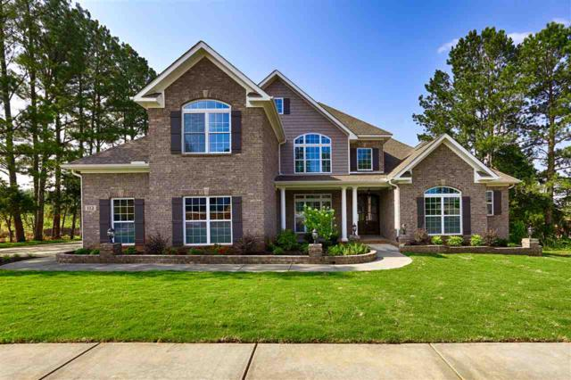 18 SE Sanders Hill Way, Gurley, AL 35748 (MLS #1099189) :: The Pugh Group RE/MAX Alliance