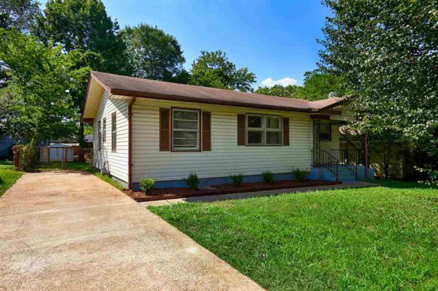 4202 Concord Road, Huntsville, AL 35805 (MLS #1099230) :: Amanda Howard Sotheby's International Realty