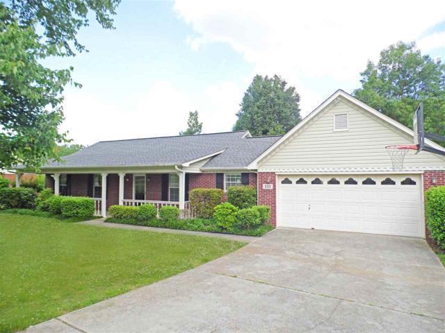 131 Springview Lane, Huntsville, AL 35806 (MLS #1099234) :: Amanda Howard Sotheby's International Realty