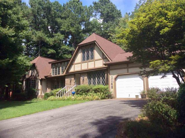 1142 Rainbow Avenue, Rainsville, AL 35986 (MLS #1099278) :: Amanda Howard Sotheby's International Realty
