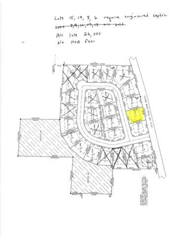 Lot 2 Legacy Trace, Southside, AL 35907 (MLS #1099506) :: Legend Realty