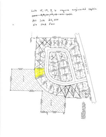 Lot 13 Legacy Trace, Southside, AL 35907 (MLS #1099543) :: Legend Realty