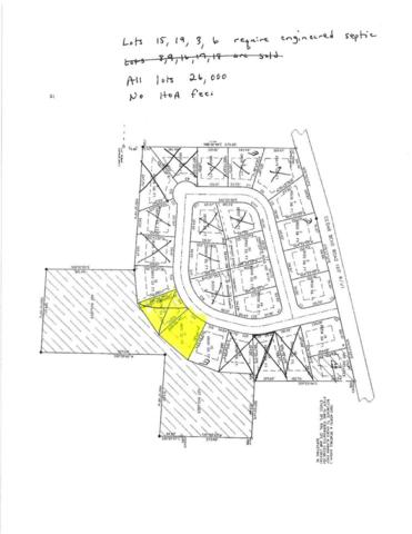 Lot 14 Legacy Trace, Southside, AL 35907 (MLS #1099546) :: Legend Realty