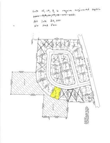 Lot 15 Legacy Trace, Southside, AL 35907 (MLS #1099553) :: Legend Realty